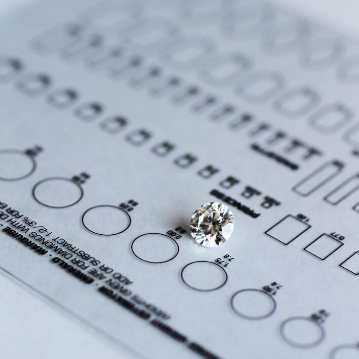 Diamant synthétique - Courbet