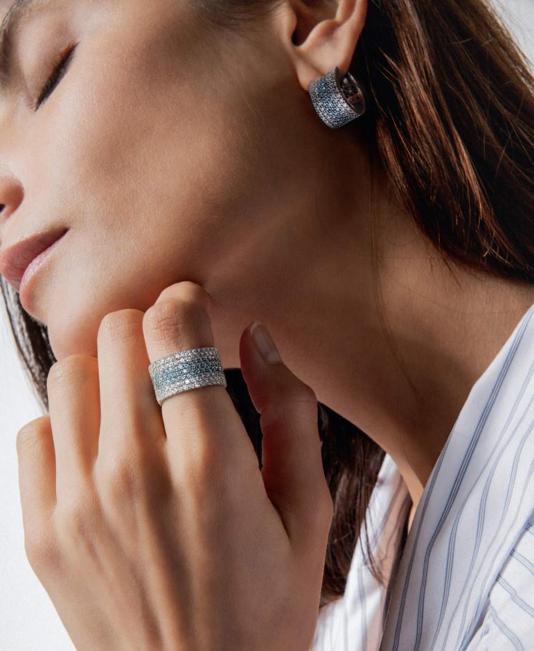 Créations Uniques - Or recyclé et diamants de synthèse Made in France