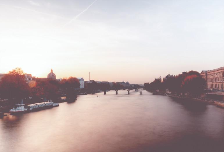 Pont des Arts - Or recyclé et diamants de synthèse Made in France