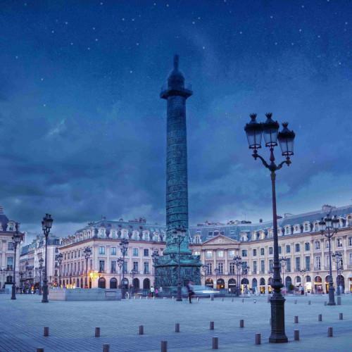 Courbet joaillerie durable Place Vendôme