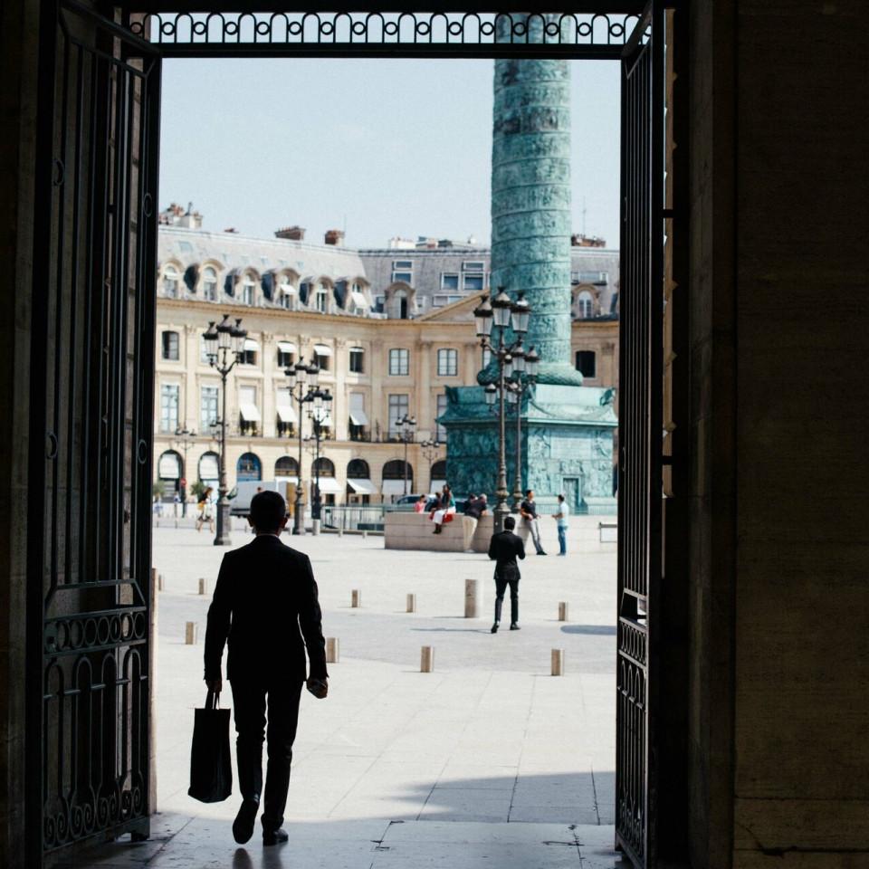 Place Vendôme - Joaillerie Courbet - Diamants de synthèse et or recyclé - Courbet