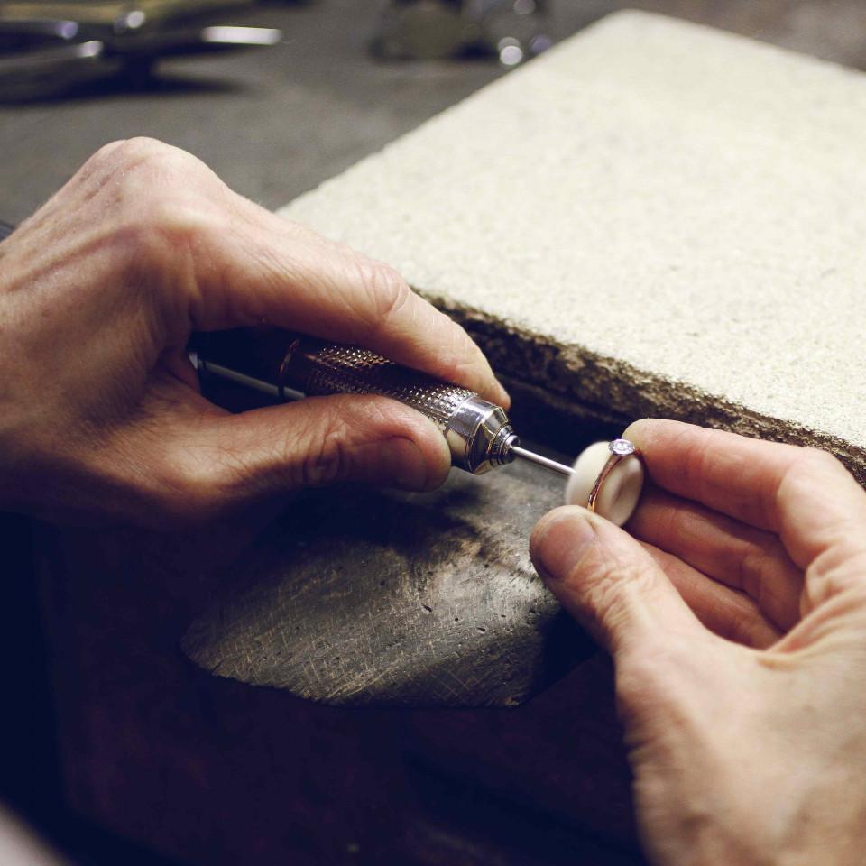 Courbet joaillerie durable Place Vendôme savoir faire