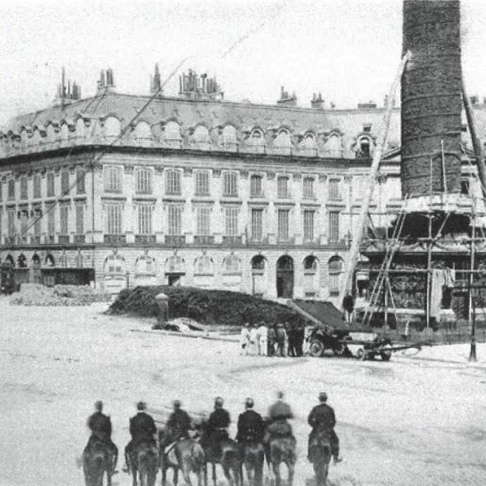Archives Place Vendôme - Joaillerie Courbet - Diamants de synthèse et or recyclé - Courbet