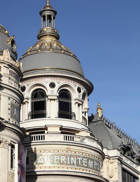 Bijouterie Printemps Haussmann, Paris - Courbet - Courbet